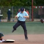 A-Lizenz Lehrgang für Softball Umpire