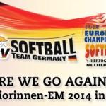 Here we go again! EM Juniorinnen 2014