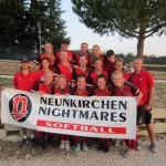 Europacups: Nightmares auf der Siegerstrasse
