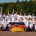 Vermins dreimal in Folge Deutscher Meister!