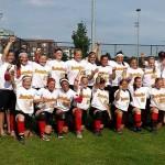 Softball-EM: Deutschland auf Rang 7 im Endklassement