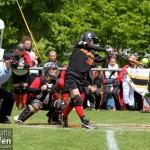 Team Deutschland über Ostern bei Traditionsturnier